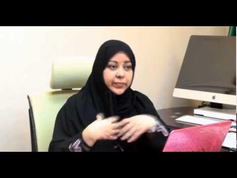 Dr.samia Alamoudi interview with Arab News newspaper 1