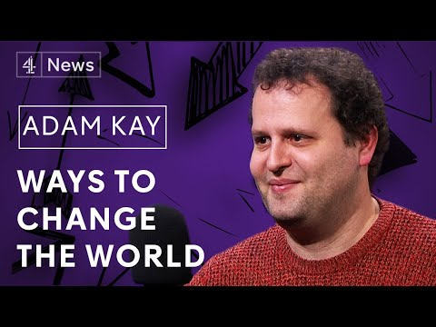 Adam Kay: The funny side of medicine