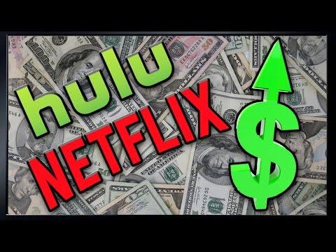 AdFree Hulu and Netflix Raising Prices?!