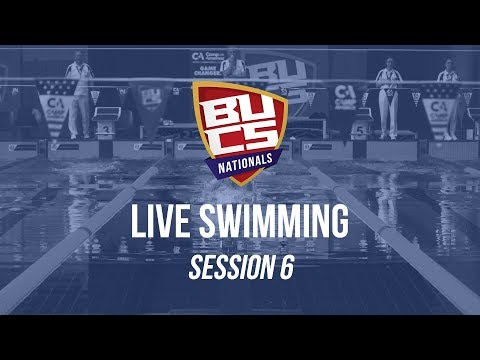 BUCS Nationals 2019 | Swimming Session 6