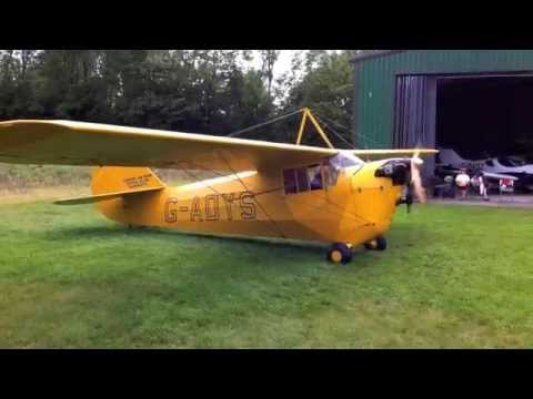 Flying Vintage Aircraft !