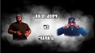 Ah Di Boom vs Mark D - Rap Battle - AHAT Louisville