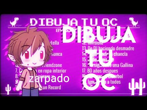 Dibuja Tu Oc By: Cortesgo || Gacha Life || Ft: La Waka Waka :v