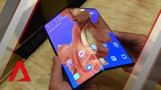 Huawei's foldable phone, the Mate X: Is it worth US$2,600?