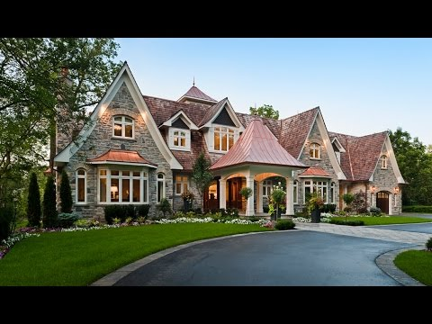 Bachly construction award winning luxury custom home for Classic luxury homes