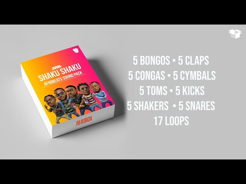 [FREE]Shaku Shaku Afrobeats Sound Pack/Drum Kit||For FL  Studio/Ableton/Maschine/Logic