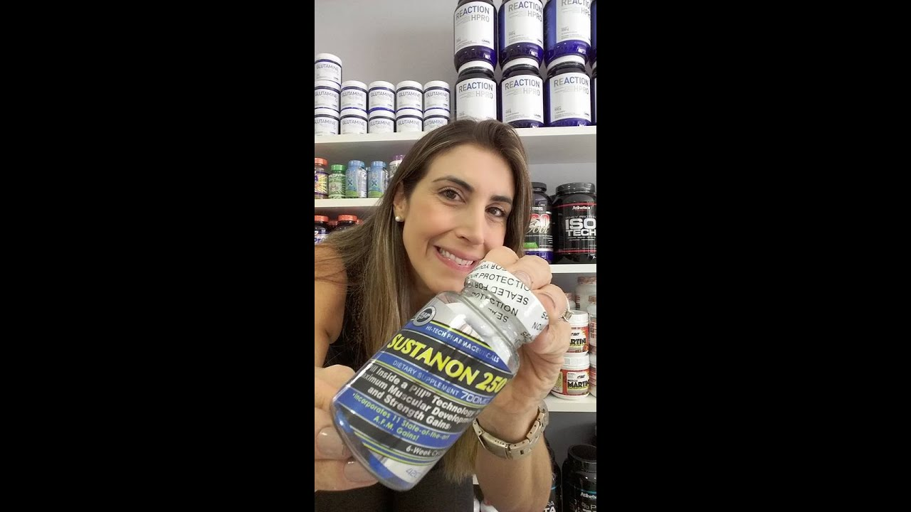 Review - Sustanon 250 da HI-TECH Pharmaceuticals - YouTube