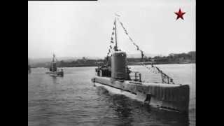 Подводные лодки Малютки.