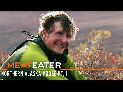 Yukon Giants: Northern Alaska Moose Pt. 1 | S5E01 | MeatEater