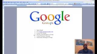 How to Send Bulk Email Using Google Groups