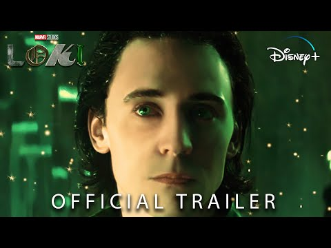 LOKI 2nd TRAILER 'Special Look' Disney Plus Marvel New Teaser! NBA half-time