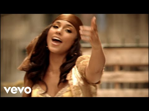 Alicia Keys - Unbreakable (Official Video)