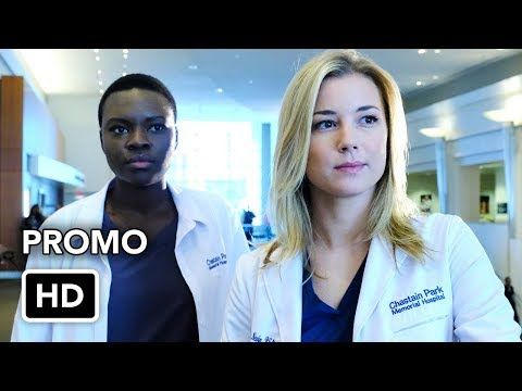 "The Resident: 1x03 ""Comrades in Arms"" - promo #01"