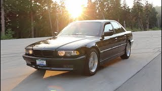 BMW 7 Series E38 Buyers guide - Common Problems and What To Look For
