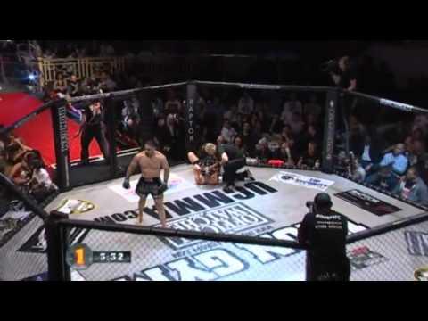 Khalid Ismail VsTautydas Lilekis - MMA 2012