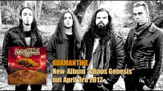 "ADAMANTINE - ""Death Comes To Us All"""