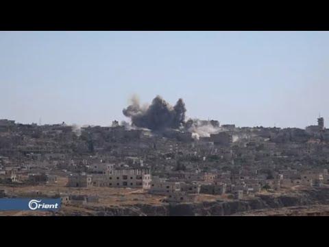 ميليشيا أسد الطائفية تصعد من قصفها على جنوب إدلب