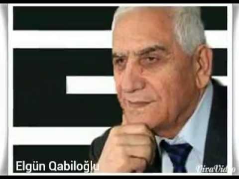 """Nəriman Həsənzadə -- ÜRƏYİM   """" Səsləndirdi Elgün Qabiloğlu """""""