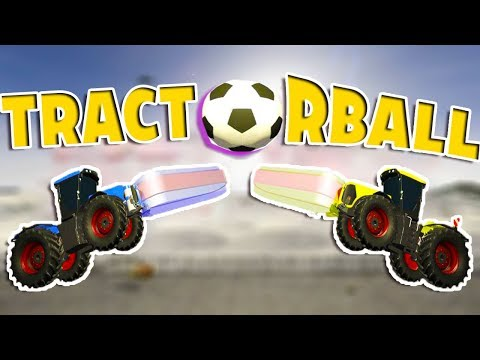 VR DEMO DERBY SOCCER WITH TRACTORS? INSANE MULTIPLAYER VR – Tractorball VR w/Draegast, Ctop, & Keyin