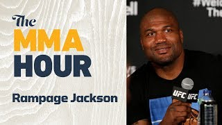 Quinton 'Rampage' Jackson Unsure About UFC Contract Situation, Would Like To Try Boxing