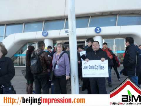 Tianjin International Cruise Home Port or Xingang Port to Beijing Hotel Transfer
