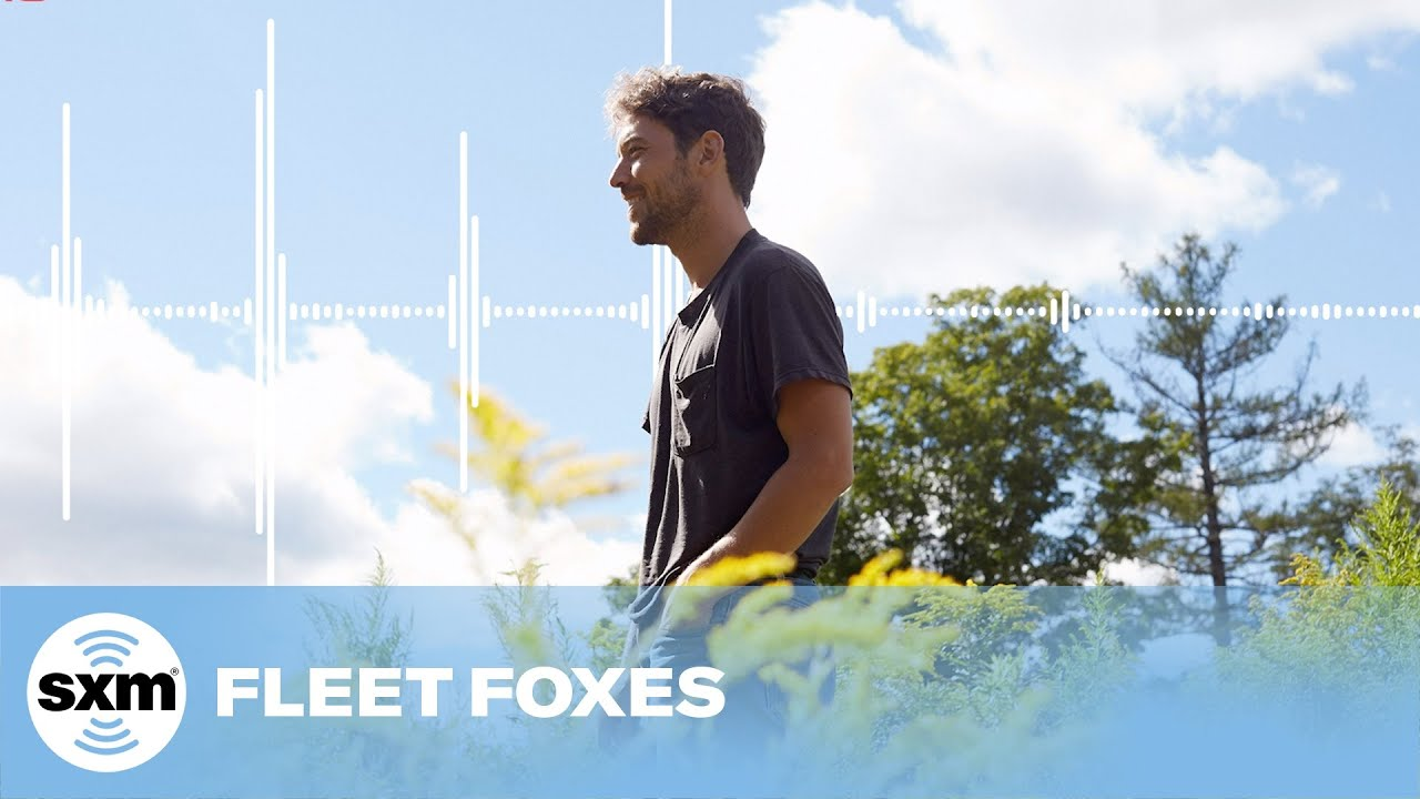 Fleet Foxes - In The Morning (Nina Simone Cover) [Live for SiriusXMU Sessions]   AUDIO ONLY