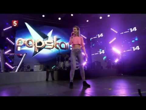 Popstars 2014  - Jeg Blir Ved (Live) The VOICE 14