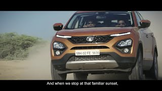 Tata Harrier The Perfect Weekend Wanderer