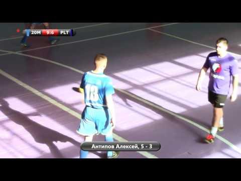 Обзор матча 20minut United - Playtika #itliga