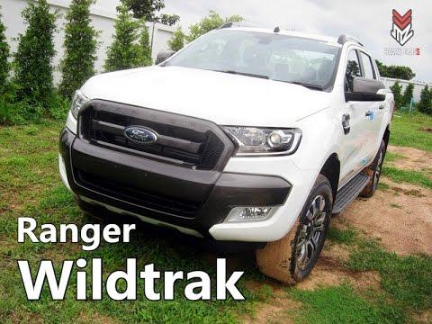 The New Ford Ranger Wildtrak Minorchange (Walkaround)   MZ Crazy Cars