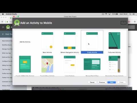 Instalar Android Studio 2.2 En MacOS Sierra