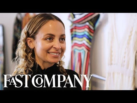 For Nicole Richie, Business Is Personal | Passion Project - YouTube