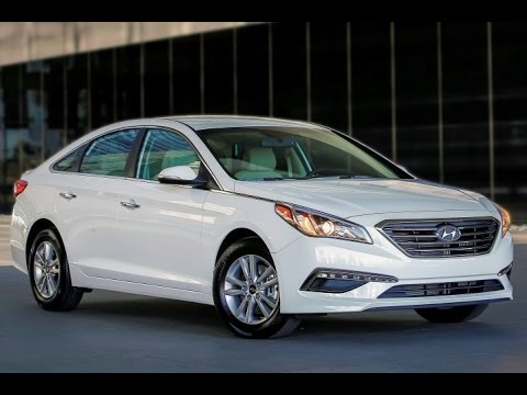Hyundai Sonata 2017 Car Review