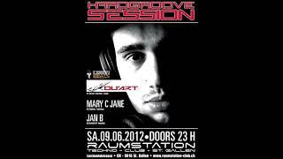 Du'ArT - Live @ Hardgroove Session - Raumstation, St. Gallen, Switzerland 09.06.2012.
