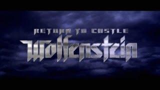 Return To Castle Wolfenstein - Walkthrough [Pt 1/26 - Escape]