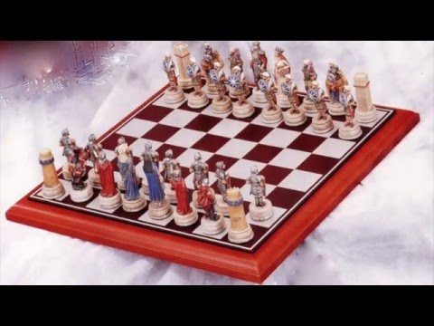 Themed Chess Sets 1
