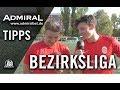 ADMIRAL-Tipps mit A. Kovac & J. Hölscher (beide Eimsbütteler TV) – 12. Spieltag, Bezirksliga Nord