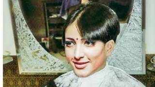 South Indian Actress Head Shaved Looks