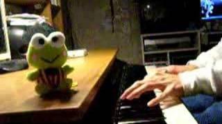 (你要的爱) Ni yao de ai piano instrumental