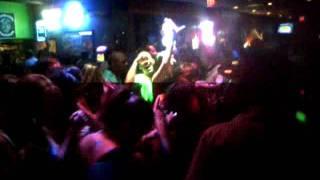HOT SUMMER NIGHT JUNE 17 MURPHYS PUB DJ JES ONE / DJ BLURR ROCKFORD IL 2011.
