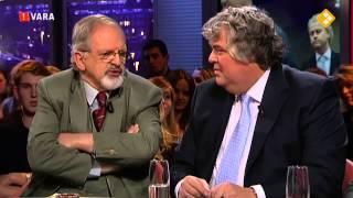 Pauw & Witteman: Hans Jansen vs Joris Luyendijk