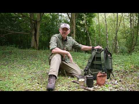Bushcraft Kit Swedish Lk35 Rucksack Review Doovi