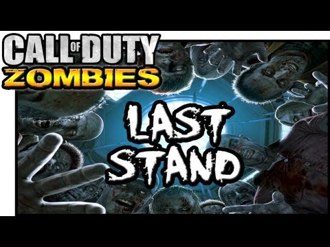LAST STAND ★ Call of Duty Zombies (Zombie Games)