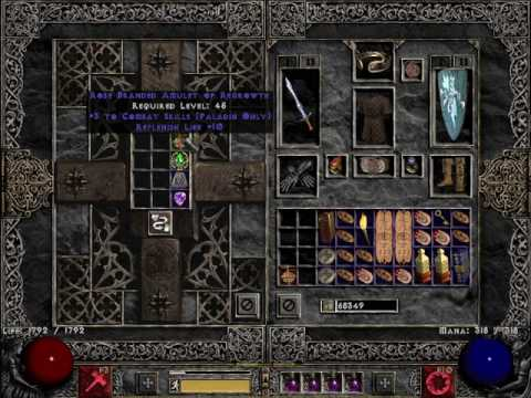 Diablo  Blood Crafted Ring With Faster Cast Rate