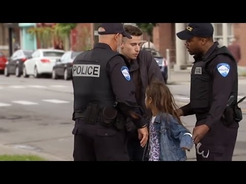 Thumbnail: Little girl gets arrested for prank calling McDonalds! MUST WATCH!!!