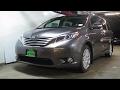 2017 Toyota Sienna Passenger Van Limited Premium San Francisco  Daly City  San Mateo  San Rafael  Sa