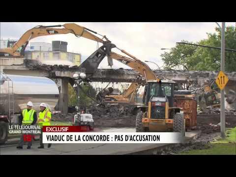 Viaduc de la Concorde : Aucune plainte déposée