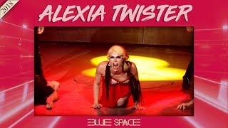 Blue Space Oficial - Alexia Twister e Ballet - 14.07.18