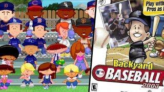 BACKYARD BASEBALL 2003 - THE BEST GAME YET?