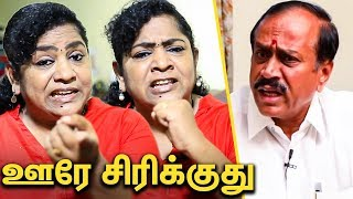 Sundaravalli Angry Over H Raja's Supreme Court Issue | Interview